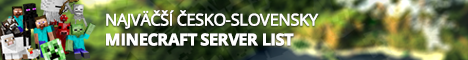 Minecraft servery - Minelist.eu